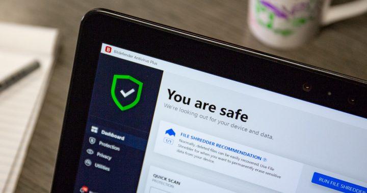 Anti-virus Firewall