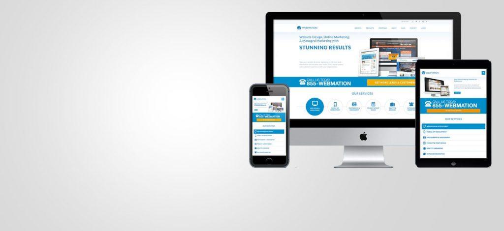 Mobile Website Design Development