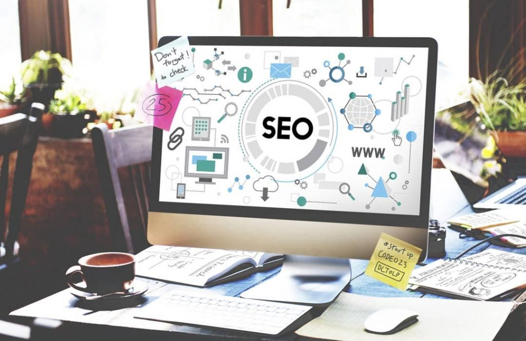 SEO in the digital world